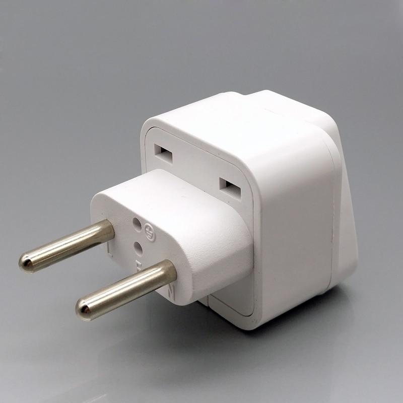 AXAET EU plug travel adapter extension socket universal electric multi ac plug AU UK US to EU adapter power extension extender