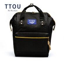 TTOU Design Teenage Backpacks for Girl Waterproof Kanken Backpack Travel Bag Women Large Capacity Bags For Girls Mochila