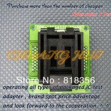 TOP-64F3437S-TQ100 Programmer Adapter TQFP100/QFP100 IC Test Socket