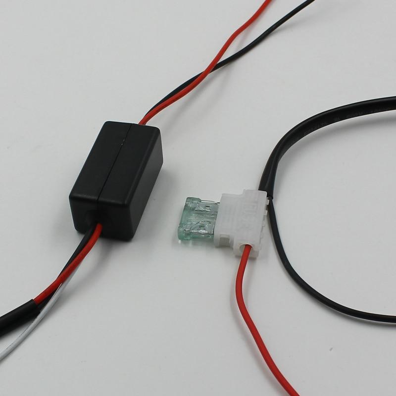 2x LED LED Καλώδιο ρελέ φώτων ημέρας - Φώτα αυτοκινήτων - Φωτογραφία 5