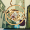 Hermione Granger Rotating Tempo Colar Turner Ouro Hourglass 1 pc