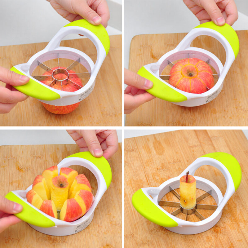 Multi-function Fruit Vegetable Tools Onion Cutter Apple Peeler Slicer Stainless Steel Kitchen Tools Kitchen Utensils Gadgets