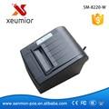 80 мм USB/Lan Авто-резак Беспроводной Термопринтер Wi-Fi Pos Принтер для Кухни Поддержка Совместим с EPSON, SAMSUNG