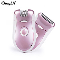 Hot Selling Depilatory Electric Female Epilator Women Girl Hair Removal For Facial Body Armpit Underarm Leg