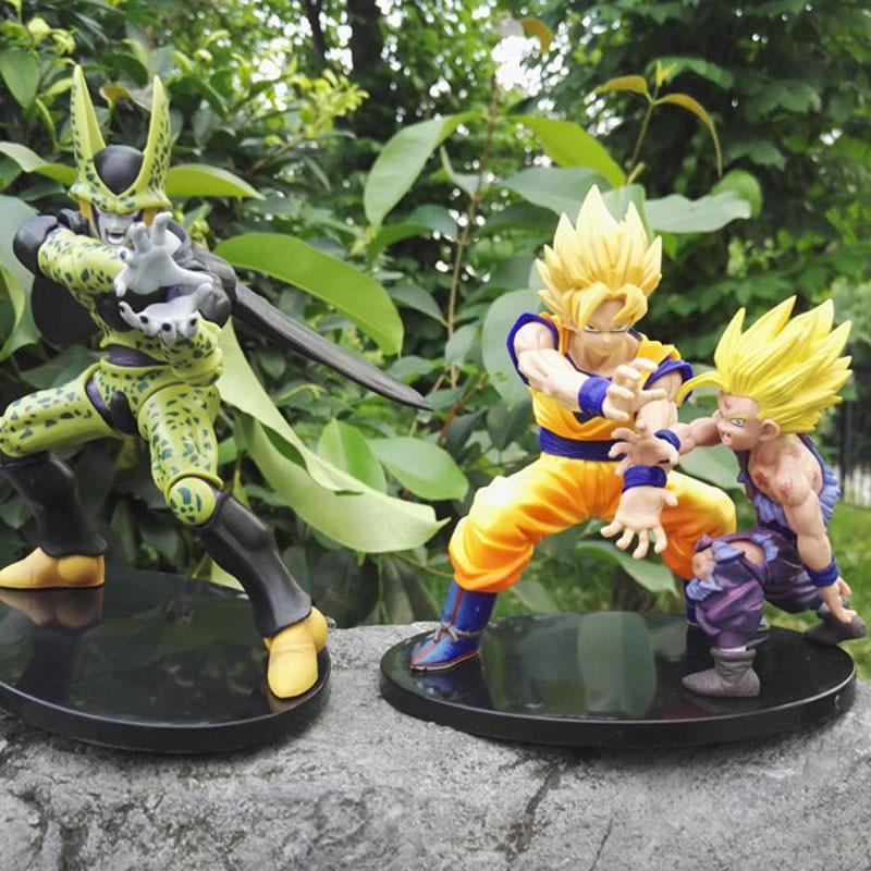 Cell Doll Gohan Goku