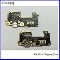 10 Pçs/lote, microfone original dock connector board para asus zenfone 5 a500cg a501cg t00j t00f usb cabo de carregamento porta flexível