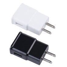 Универсальный 5 V 2A США Plug Стены Зарядное устройство для iPhone 5s 6 s 7 Главная Путешествия Телефон Зарядное Устройство для Samsung S7 для Huawei Xiaomi, 10 шт.