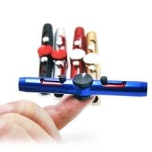 Новинка металлический фиджет-Спиннер ручка антистресс игрушечные ручки Шариковая ручка для детей студентов