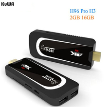 KuWFi Android Box 2G 16G Android 7.1 TV box TV Dongle Amlogic S905X Quad Core 2.4G 5G Wifi Mini PC BT 4.0 4K HD Smart TV Stick цена 2017