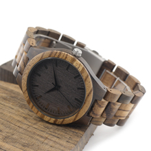Japanese Vintage Bamboo Watch
