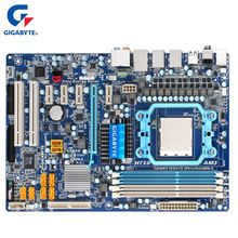 Gigabyte GA-MA770T-UD3P Motherboard For AMD 770 DDR3 USB2.0 16G Socket AM3 MA770T UD3P Desktop Mainboard Systemboard Used цена в Москве и Питере