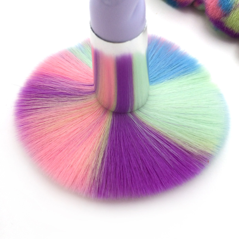Бірегей реңкті щетка щеткасы макияж - Макияж - фото 6