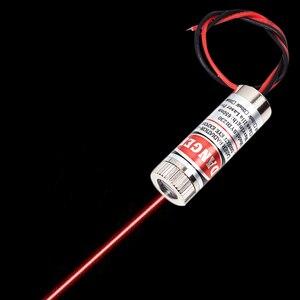 Red Line Laser Module 5mW 650n