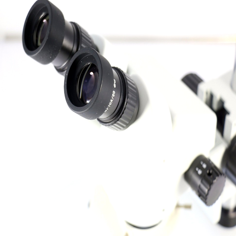 Continue 7-45X Binocular stereo microscope Industrial microscope zoom Magnification head цены