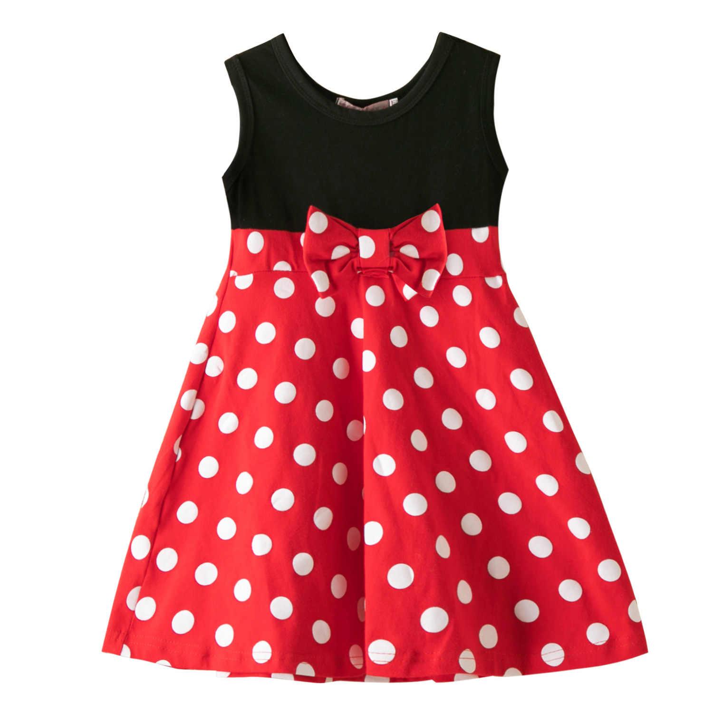 Roupas meninas Branca de Neve Princesa Vestido de Roupa Dos Miúdos, belle Moana Minnie Mickey Vestido de Aniversário Vestidos de Traje