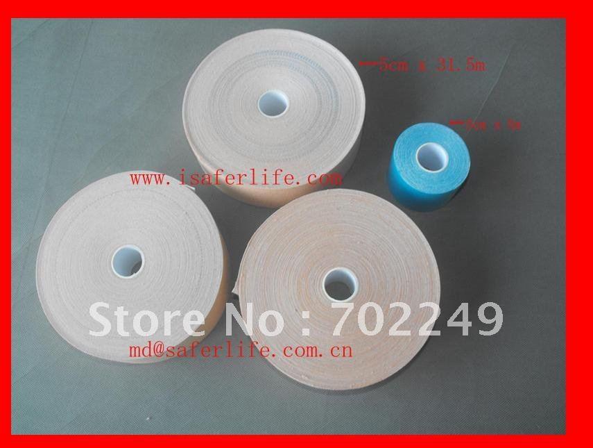 Кинезиологическая лента для спорта терапии или Training _ straping 5 см x 31.5 м