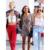Jihan Costela de malha de Algodão Moda Roupa Mulheres Apertado-Fit Tops Tubo Top colheita Sutiã Senhoras Lingerie Sem Alças de Manga Curta Tops Sexy Tee