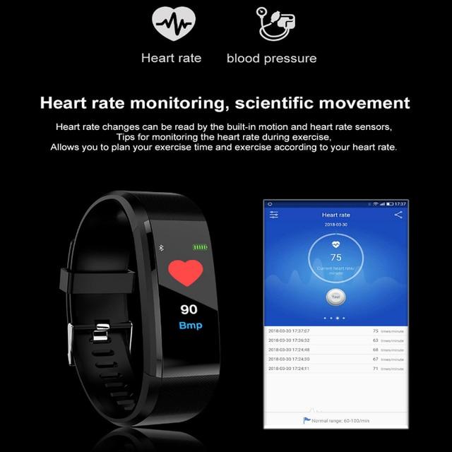 Bracelet Smart Watch For Men 3