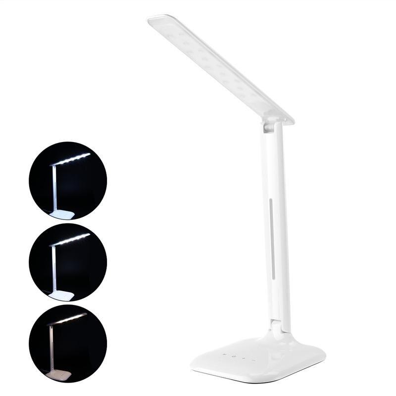 Intelligent Falten Hohe Lumen Eye-schutz Tisch Licht 4 Leds Didoe Tisch Lampe Aaa Batterie Betrieben Mini Led Schreibtisch Lampe Lampen & Schirme Licht & Beleuchtung