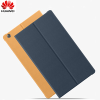 Original Huawei M3 Lite 8 0 Inch Leather Flip Case With Sleep Wake Function Stand Full