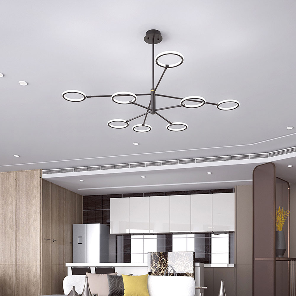 Indoor Led Ceiling Chandelier Lighting