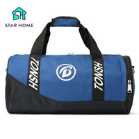 STARHOME Gym Bag Sports Bags For Man Women Waterproof Gym Bag With Shoe Compartment