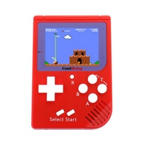 Boy Color Colour Handheld Game Consoles Game Player Built In 129 Classic Games For Boy Hand