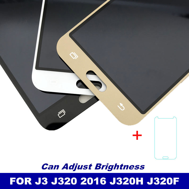 Replacement-LCDs-For-Samsung-Galaxy-J3-2016-J320-J320A-J320F-J320M-LCD-Display-Touch-Screen-Digitizer