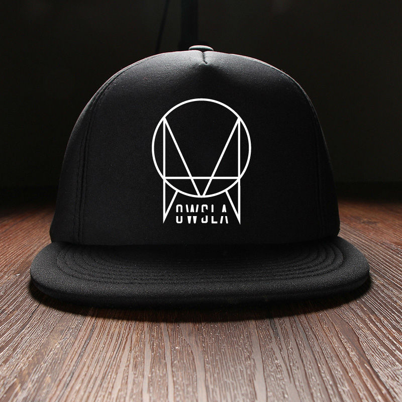 2017 Fashion New Design Gorras Brand Snapback Hat Men And Women Hats Hip  Hop Cap Printed Skrillex Rock Band Baseball Caps-in Baseball Caps from  Apparel ... d473fd7ea56