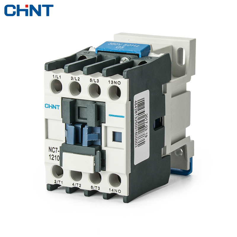 CHINT Communication Contactor NC7 1210 220v Single phase 12a 380v Three phase 110v 24v in Contactors from Home Improvement