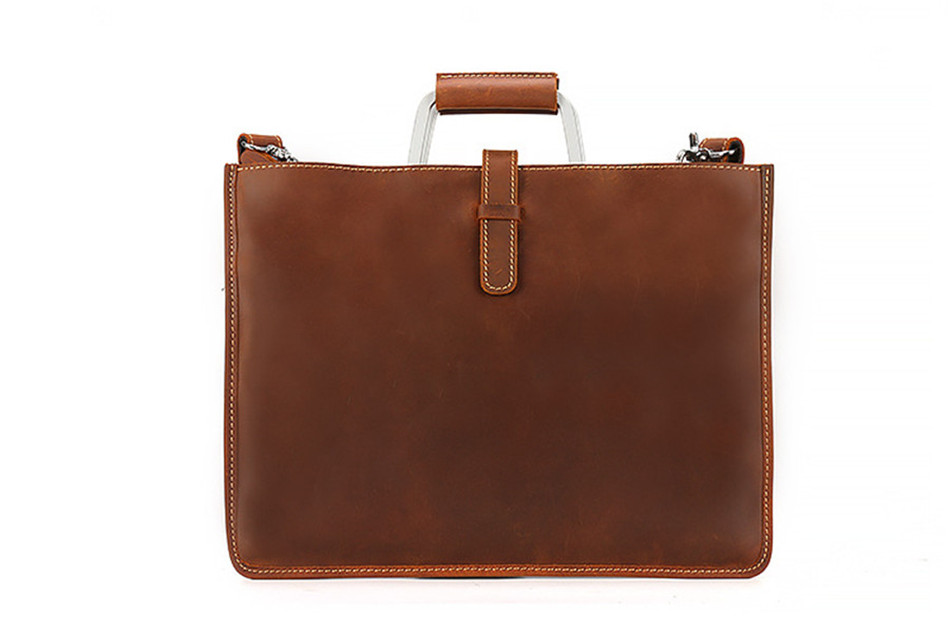 HTB1lG5eFbGYBuNjy0Foq6AiBFXaD Joyir 2019 Crazy horse leather briefcase for man coffee color vintage men genuine leather messenger bag business bags male