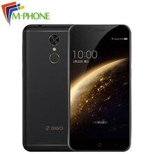 """Оригинальный 360 N5 мобильный телефон 6 ГБ Оперативная память 64 ГБ Встроенная память Snapdragon 653 Octa Core 1.8 ГГц 5.5 """"1920 * 1080px 13MP Камера 4000 мАч отпечатков пальцев"""