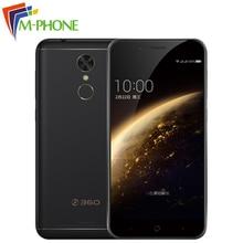 "Original 360 N5 Mobile Phone 6GB RAM 64GB ROM Snapdragon 653 Octa Core 1.8GHz 5.5"" 1920*1080px 13MP Camera 4000MAh Fingerprint"