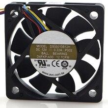 New 5cm DASA0510B2H 50X50X10 12v 0.22a 4Wire PWM Cooling fan FOR DELL D4FKP-A00 D4FKP:A00 MF50101V1-Q020-S99 DS05010B12H