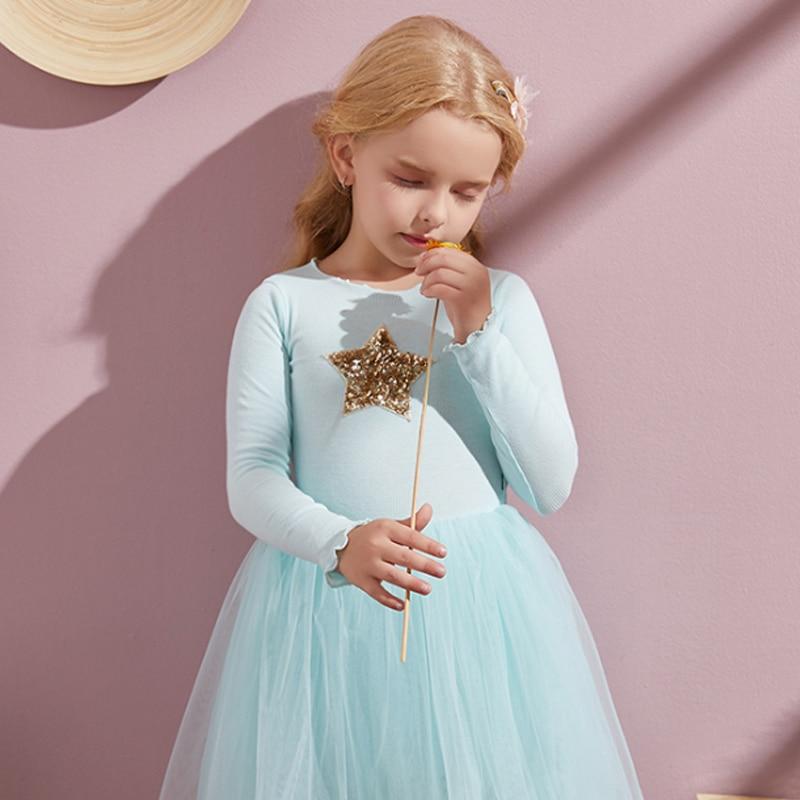 HTB1lG66aynrK1Rjy1Xcq6yeDVXaX Brand Girls Clothes Super Star Design Baby Girls Dress Party Dress For Children Girls Clothing Tutu Birthday 3-8 Years Vestidos