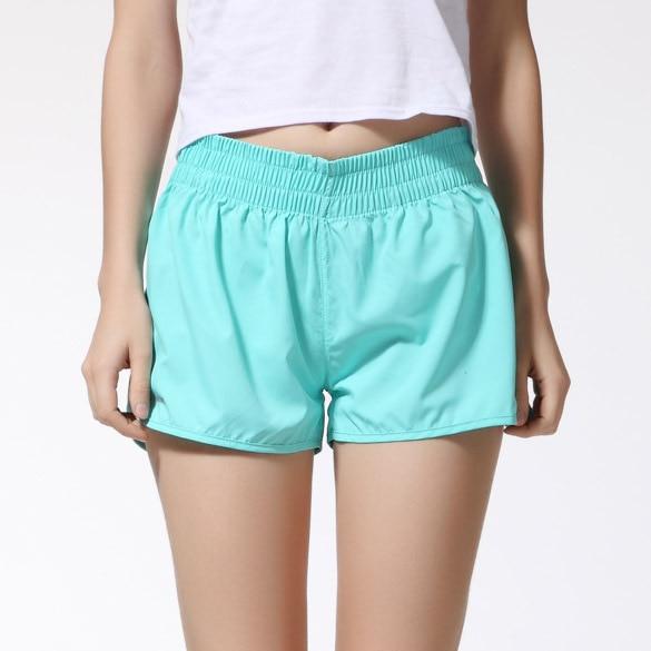 Shelikeit Brand Fashion Women Shorts Elastic Waist Lady Soft Cotton Shorts Causal Shorts Feminino Candy Color Summer Short Pants