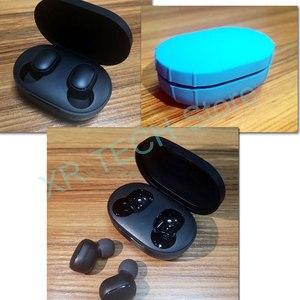 Image 5 - Xiaomi Redmi Airdots TWS sans fil bluetooth écouteur stéréo basse BT 5.0 réduction de bruit casque avec micro mains libres contrôle du robinet