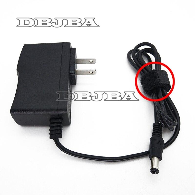 AC 100V-240V Adapter DC 6V 1.2A Switching power supply 1200mA UK plug DC 5.5mm