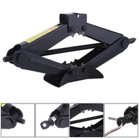 1500kg Heavy Duty Scissor Manual Car Jacks Lifting Platform Professional Car Lift Tyre Wheel Replacemet Tool