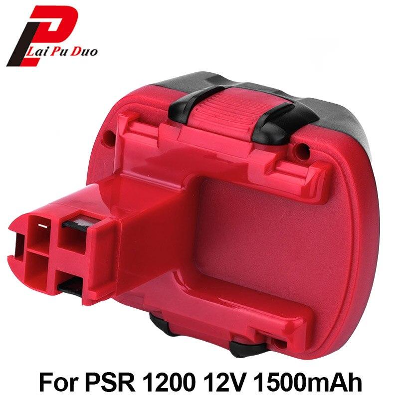 Brand new Ni-CD Replacement Power Tool Battery 12V 1.5Ah for Bosch BAT043 BAT045 26073 35261 BAT049 26073 35249