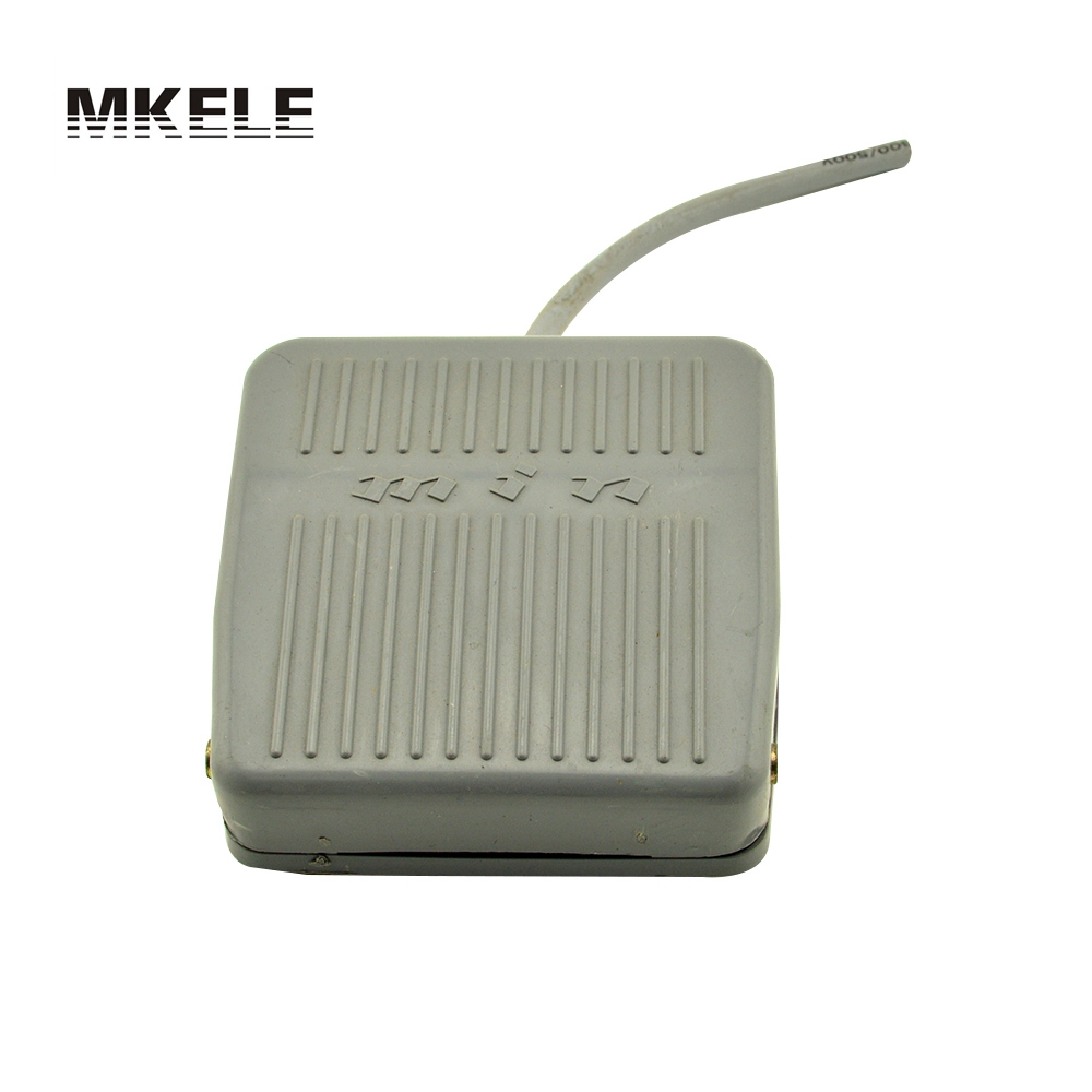 MKYDT1-201 free shipping high quality Momentary Control NO/NC 15A treadle foot switch for lamp,latching foot switchmade in China brand new speedometer tachometer gauges case for suzuki 04 05 gsxr 600 750 gsxr1000 03 04