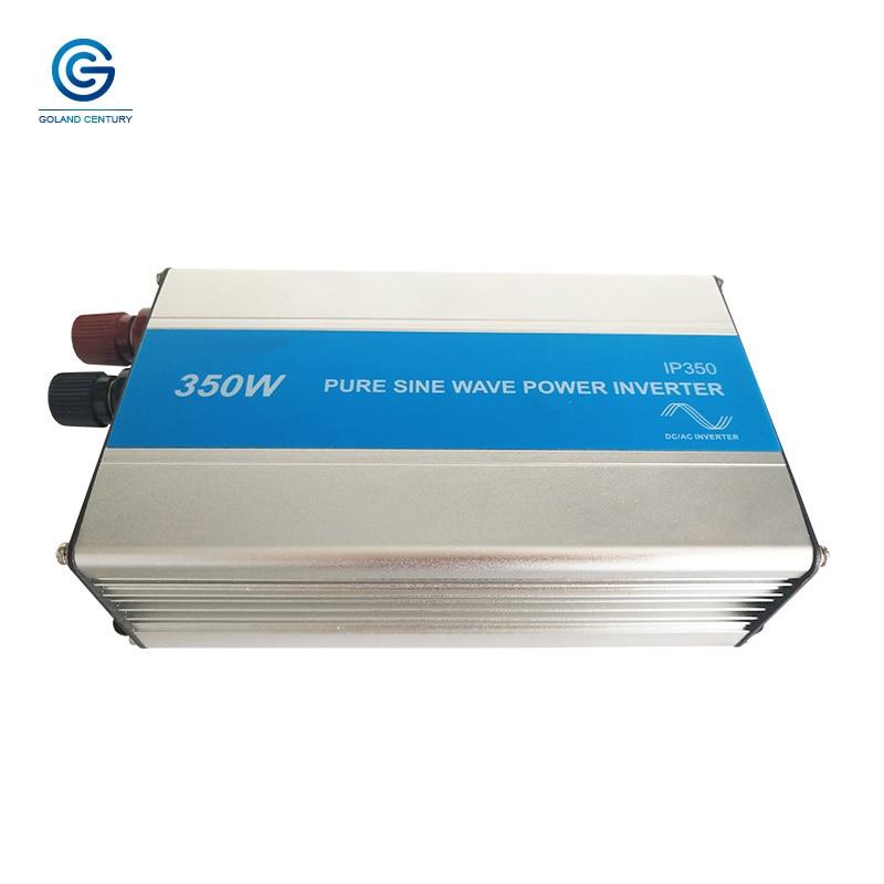 EPever IP350 Series Micro 350W 350KVA Pure Sine Wave 12V 24V DC Input To 110V 120V 220V 230V Output Off Grid Car Power Inverter