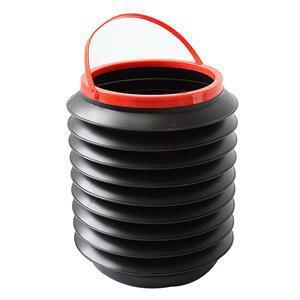 Trendy 4L dobrar carro balde dobrável balde de pesca de alta qualidade recipiente de armazenamento caixa de transporte Rápido