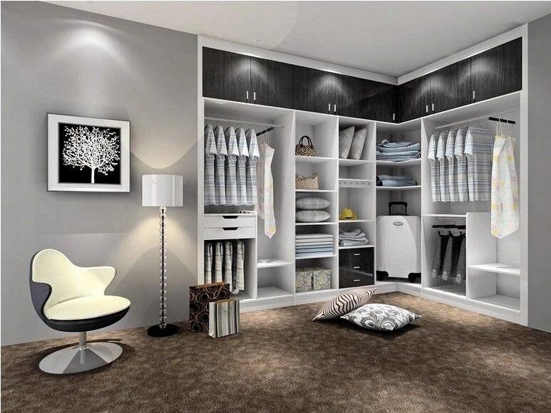Modern Bedroom Furniture Mdf Wardrobe With Sliding Closet Door Bedroom Sets Aliexpress
