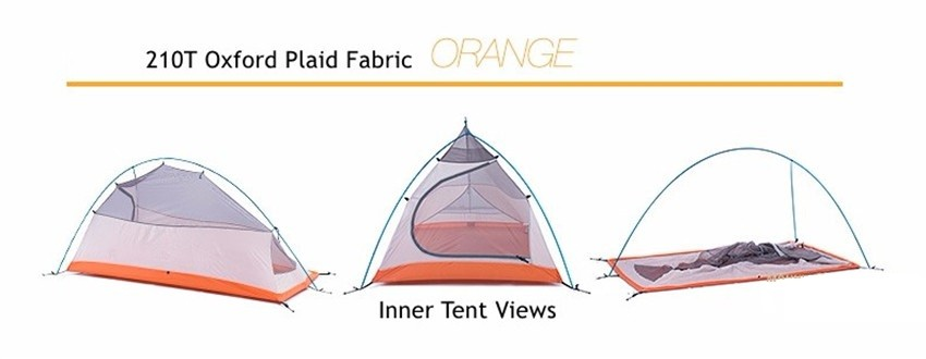 camping tent NATURE HIKE11