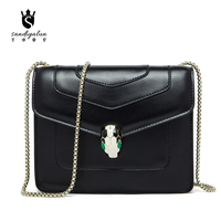 Luxury Handbags Crossbody Bags For Woman Vintage Fashion Purse Clutch Small Snake Shoulder Bag Women Handbag