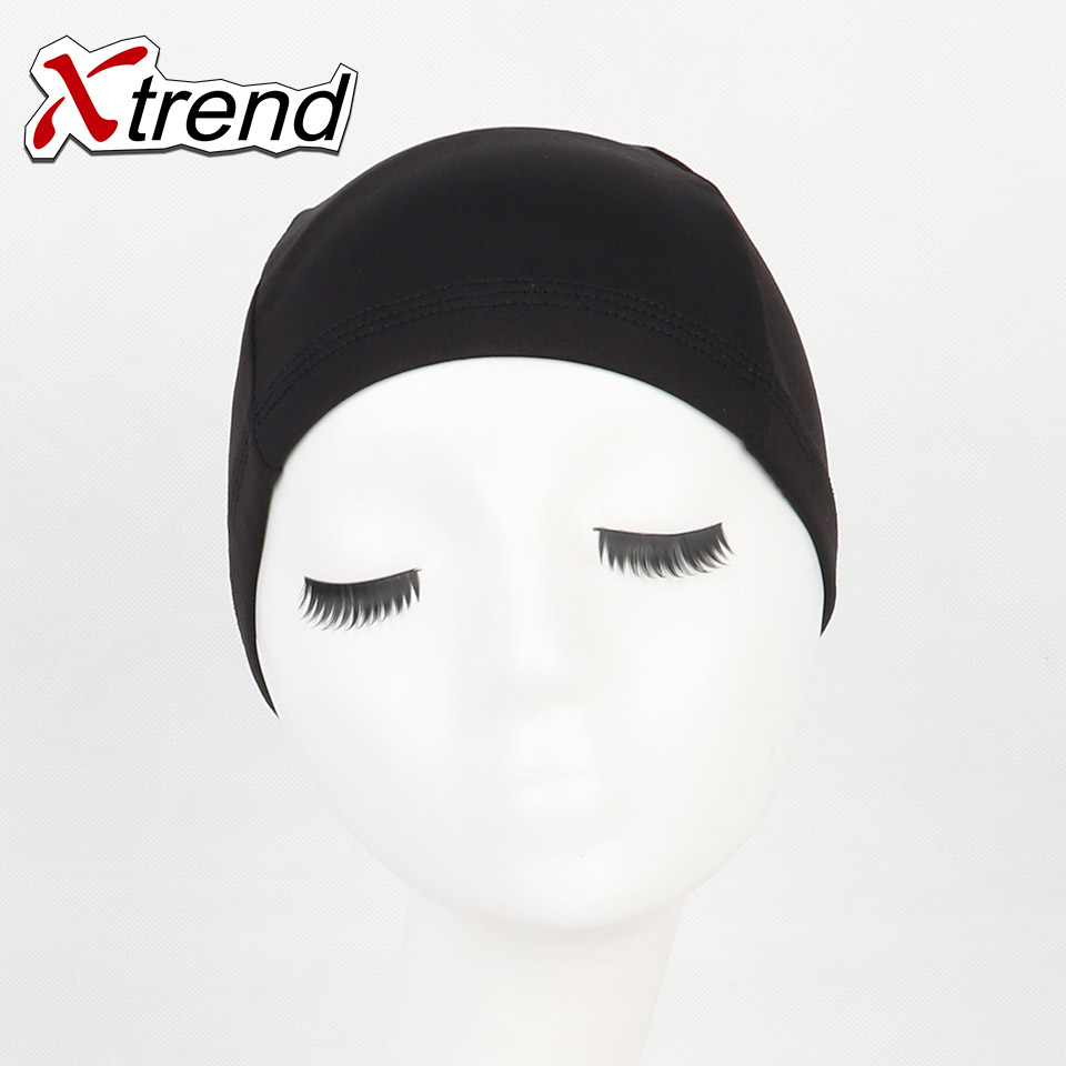 Self-Conscious 1-10pcs/lot Glueless Wig Cap For Making Wigs With Adjustable Straps Weaving Caps For Women Hair Net & Hairnets Easycap Hair Extensions & Wigs