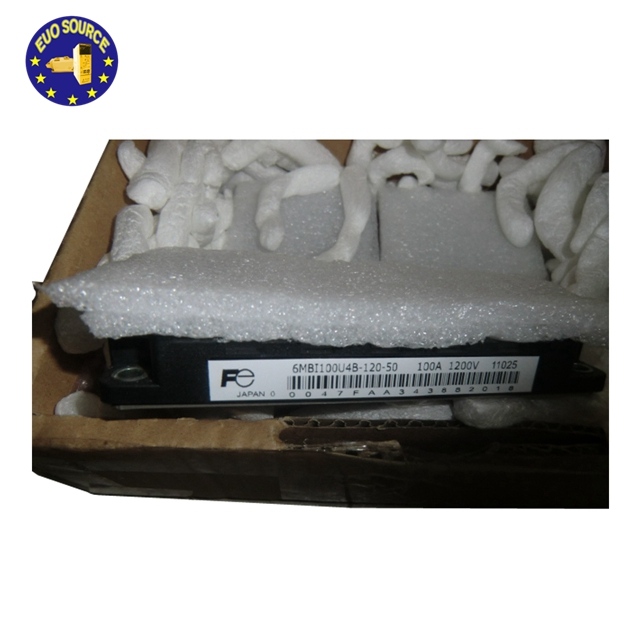 IGBT power module 6MBI100UB-120,6MBI100U4B-120