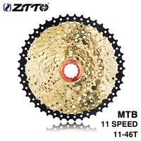 Ztto MTB кассеты 11 скорость 11 46 т велосипедная обгонная муфта горный велосипед кассеты Совместимость для Shimano XT SLX SRAM X1 X01 GX NX 1X