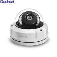 GADINAN H.265 3MP 2MP 1080P SONY IMX323 IP Camera Dome P2P Onvif Security Camera Vandalproof Alarm Email Night Vision Network